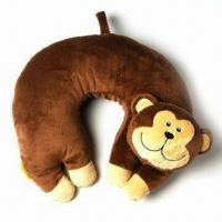 Buy cheap Beads animal travel neck soft pillow, comes in U shape from wholesalers