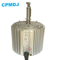 Buy cheap Ventilation And Cooling System IE3 Water Heat Pump Fan Motor / Single Phase Air Cooler Motor product