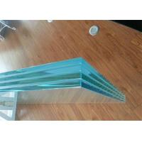Buy cheap Colored / Clear PVB Laminated Glass 6.38mm 8.38mm 8.76mm Thickness For Construction from wholesalers