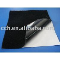 Buy cheap Self-adhesive Velcro/ Thick Brush Fabric from wholesalers