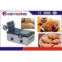 Buy cheap Industrial Bakery Equipment Electric Fish Shape Waffle Taiyaki from wholesalers