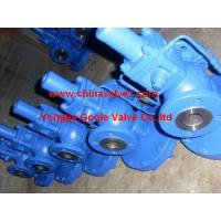 Buy cheap Steel WCB Pilot operated pressure reducing valve from wholesalers