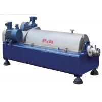Buy cheap Explosion Proof Decanter Separator Condition New Gas Tight Seal PLC Control from wholesalers