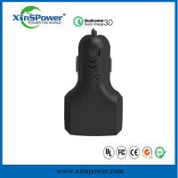Buy cheap SHENZHEN Xinspower 5V 4.8A cabinet and beautiful car charger from wholesalers