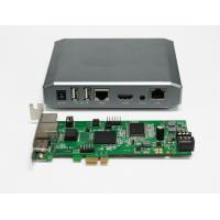 Buy cheap Durable Pci Express Cable Extender Sender Transmit  HDMI Video And Audio Over Long Distances from wholesalers