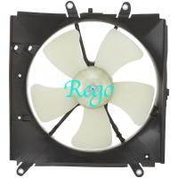Buy cheap OEM No.16363-74020 Toyota COROLLA Car Radiator Cooling Fan Assembly from wholesalers
