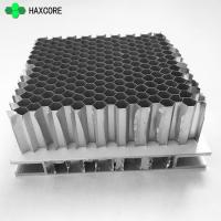 Buy cheap Iso Certificated Light Weight Aluminum Honeycomb Core For Door Filling from wholesalers