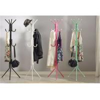 Buy cheap Colorful Floor Standing Storage Rack Shelf Clothes / Hat / Coat Rack Hanger Stand from wholesalers