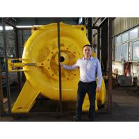 Buy cheap 600KW+400KW Horizontal Francis Turbine from wholesalers