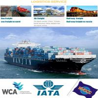 Buy cheap Professional Ocean Freight Services Pick Up Cargo From Various Vendors from wholesalers