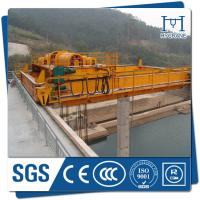 Buy cheap Movable type gate hoist winch from wholesalers