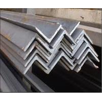 Buy cheap S235 S355 SS400 Steel Angle Section Angle Iron Angle Bar from wholesalers