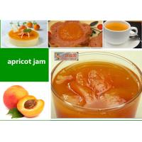 Buy cheap 450g Glass Jar Canned Apricot Jam / Classic Food Preserves - Apricot Jam from wholesalers
