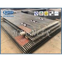 Buy cheap Heat Exchange Membrane Water Wall Panels High Efficiency Boiler Spare Parts from wholesalers