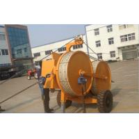 Buy cheap Orange Hydraulic Puller Tensioner SA-YQZ40 40KN For Pulling / Tensioning Conductor from wholesalers