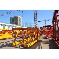Buy cheap Hydraulic Jib Length 50m Tower Crane with 5t Max Load for Sales from wholesalers