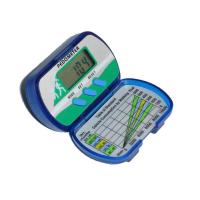 Buy cheap Multifunction electronic pedometer SP-226, set personal stride length (weight, step) product