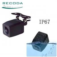 Buy cheap Waterproof HD Hidden Cameras In Cars Night Vision 170 Degree Super Wide Angle product