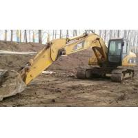 Buy cheap 1cbm Bucket Capacity Used Cat Excavator 320CL 3123h Working Time No Oil Leakage from wholesalers