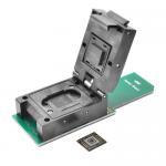 Buy cheap eMMC153/eMMC169 Flip shrapnel IC test adapter /eMMC153 Programmer Adapter/eMMC153 burning socket//eMMC169 Flash adapter from wholesalers