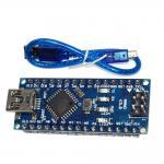Buy cheap Micro Arduino Controller Board Mini USB Nano V3.0 ATMEGA328P-AU 16M 5V from wholesalers