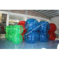 Buy cheap Bumper ball,Bubble Soccer ball,human zorbing ball,Hamster Ball for football game from wholesalers