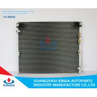 Buy cheap Toyota Prado 3400 88460-60250 Water Cooled Condenser , Aluminum AC Condenser product