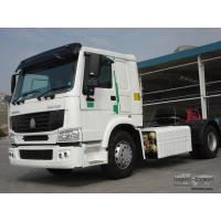 Buy cheap SINOTRUK HOWO 6X4 CNG Tractor from wholesalers