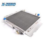 Buy cheap 87-06 JEEP WRANGLER High Efficiency Aluminium Radiators YJ/TJ 2.4L-4.2L 2.5L 4.0L from wholesalers