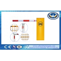 Buy cheap RS485 Automatic Boom Barrier With DC Brushless Motor Heavy Duty from wholesalers