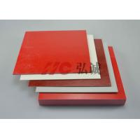 Buy cheap Colorful GPO3 Fiberglass Sheet , Polyester Sheet Excellent Mechanical Strength from wholesalers