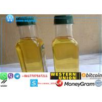 Buy cheap Simi-finish yellow liquid Injectable Anabolic muscle Steroids Primoteston Test Enanthate Testosterone Enanthate product