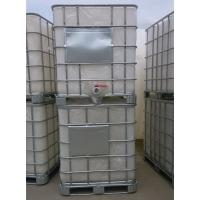 Buy cheap New product for 2013 solid caged 1000L Plastic ibc containers from wholesalers