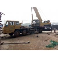 Buy cheap 50 Ton Crane For Sale in China, 50 Ton Truck Crane XCMG Used Crane in Middle East from wholesalers