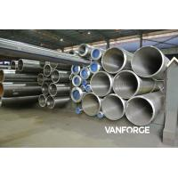 Buy cheap Carbon Steel Astm A106 GRB GRC Seamless Boiler Tubes , Seamless Pressure Pipe from wholesalers