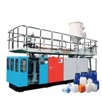 Buy cheap 5PC Gallon Bottles Extrusion Blow Molding Machine With Electrical Control System from wholesalers