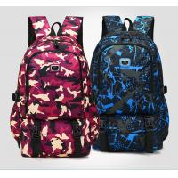 Buy cheap backpack for men and women are the new Korean version of campus students' computer travel bags from wholesalers