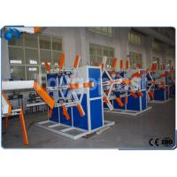 Buy cheap Automatic Plastic Pipe Winding Machine / Tube Coiler Machine Double Disc from wholesalers