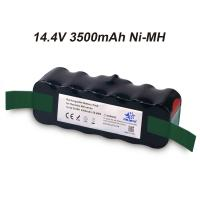 China 14.4V 3.5Ah Ni-MH Vacuum Battery for iRobot Roomba 500Series 510 530 531 532 533 535 536 540 545 550 552 560 562 570 580 on sale