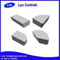 Buy cheap Tungsten Carbide Brazed Tips Type A2 For making boring tools and end turning tools from wholesalers