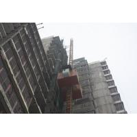 Buy cheap Quick Lifting Speed Temporary Passenger Elevators For Building Construction from wholesalers