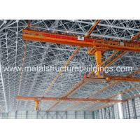 Buy cheap ASTM CE Prefab Steel Frame Building , Contemporary Prefab Homes Workshop from wholesalers