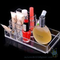 Buy cheap 6 drawer acrylic makeup organizer from wholesalers