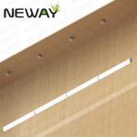 Buy cheap 120W144W 360Deg. 4.8M Connected Modern Office Led Pendant Seamless Tube Light Bar Tube LED Hanging Pendant Down Light from wholesalers