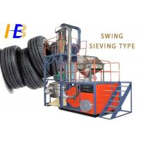 Buy cheap High Throughput Rate Rubber Grinding Machine For Waste Tire Recycling from wholesalers