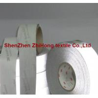 Buy cheap 3M high gloss polyester cotton reflective Waved Webbing product