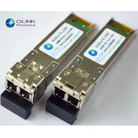 China Cisco compatible 10gbase sr sfp module on sale