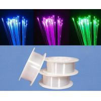 Buy cheap PMMA End Emitting Fiber Optic Cables from wholesalers