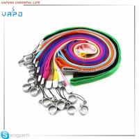 Buy cheap EGO Lanyard Neck Sling Necklace Chain with a Ring Lanyards for eGo-T eGo-K eGo-C E Cigaret from wholesalers