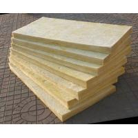 Buy cheap yellow glass wool board from wholesalers